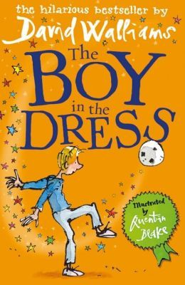 The Boy In The Dress cover - Stoomio