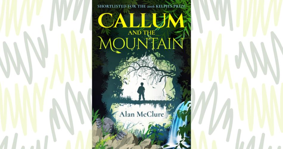 Callum and the Mountain Header image