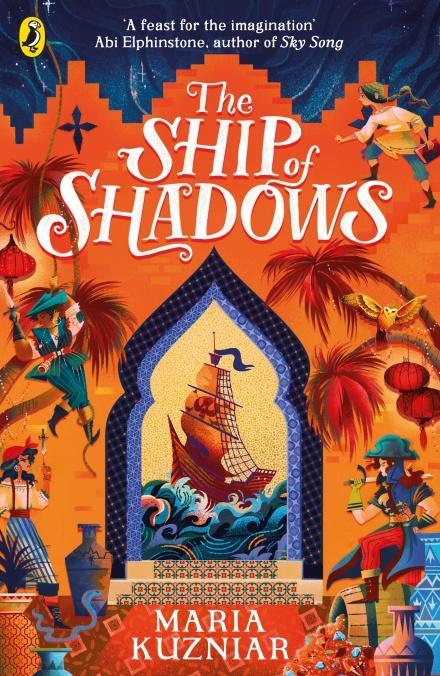 The Ship of Shadows cover - Stoomio