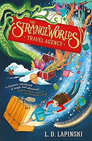 The Strangeworlds Travel Agency review cover