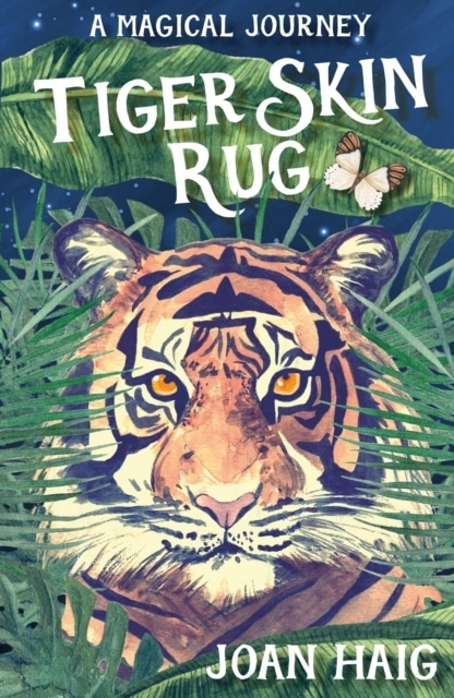 Tiger Skin Rug Cover by Joan Haig - Stoomio review